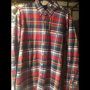 Polo casual button up shirt